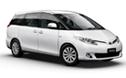 Toyota Previa 8 Pax Van Automatic