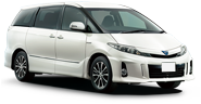 Toyota Estima or Similar