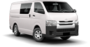 Toyota Hiace 7 Pax or Similar