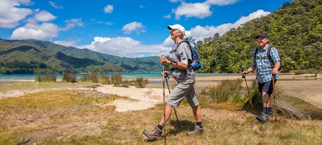 Walking Trekking